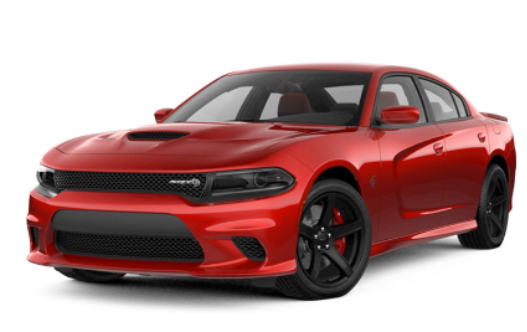 Dodge charger bilmodell start