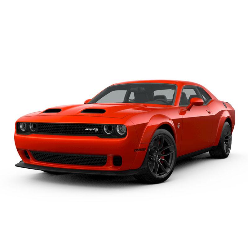 Dodge challanger bilmodell