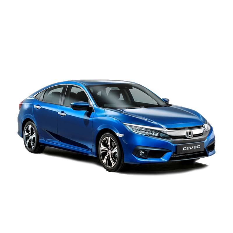 Honda civic 4dorr bilmodell