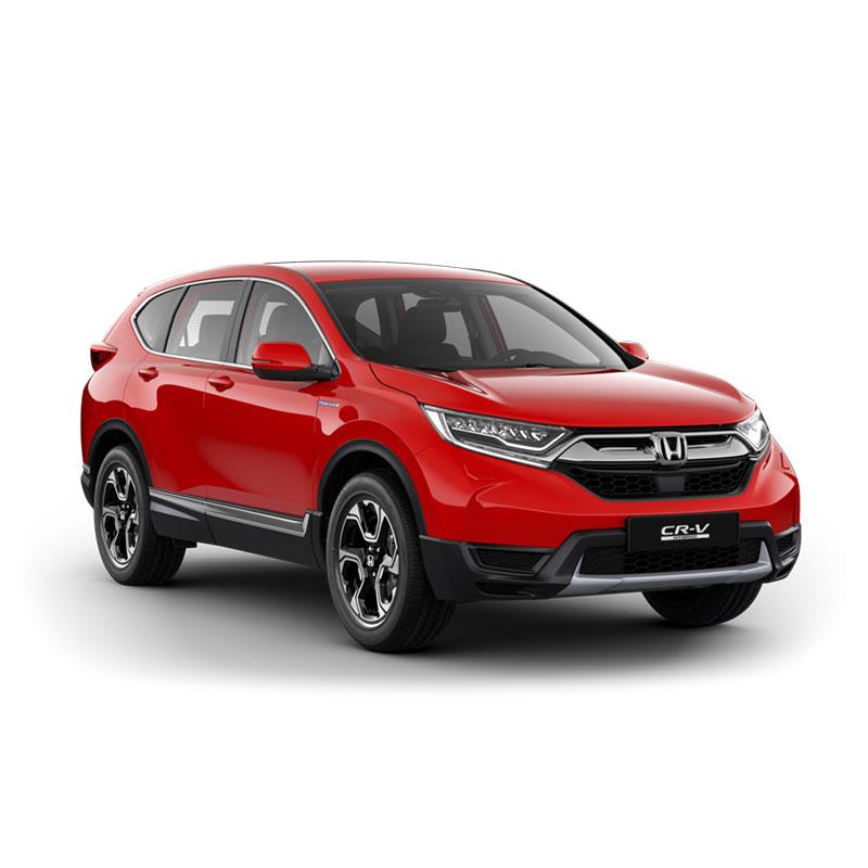 Honda crv hybrid bilmodell